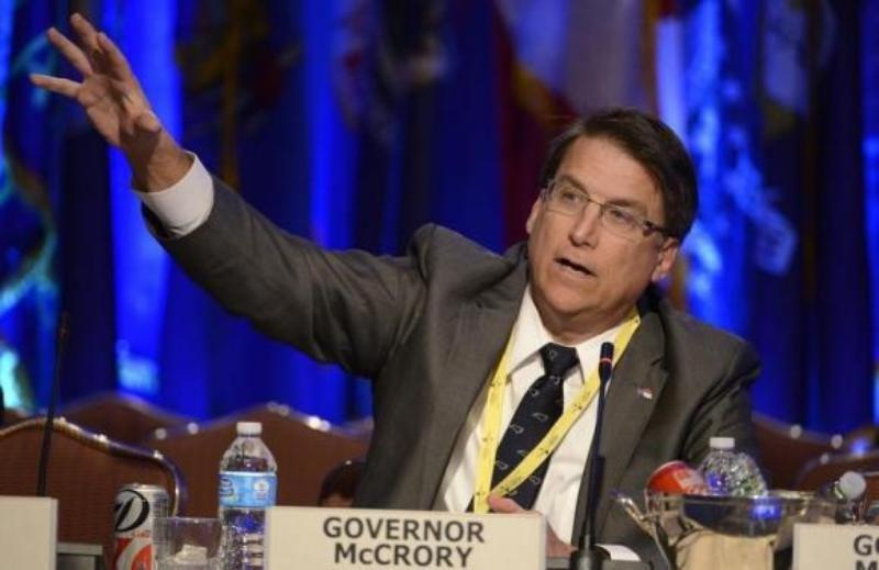North Carolina's Governor Told Donald Trump Charlotte Protesters Are 'Anarchists'