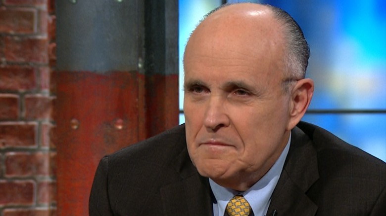 Rudy Giuliani: Lester Holt Was 'Totally Unethical' For Fact-Checking Trump