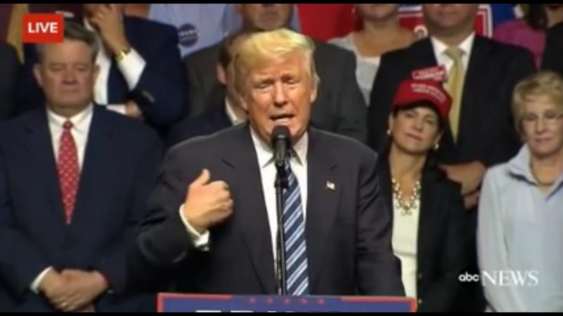 """Trump To Working Class: """" I'm Working Harder Also, So I Don't Feel Sorry For Any Of You"""""""