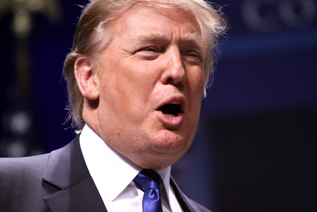 Donald Trump Spent His Charity's Money To Settle Lawsuits Against His Businesses