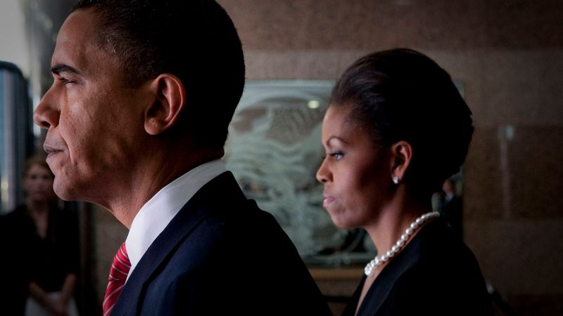Barack and Michelle Obama: Mr. and Mrs. Frustrated, Hopeful Every American