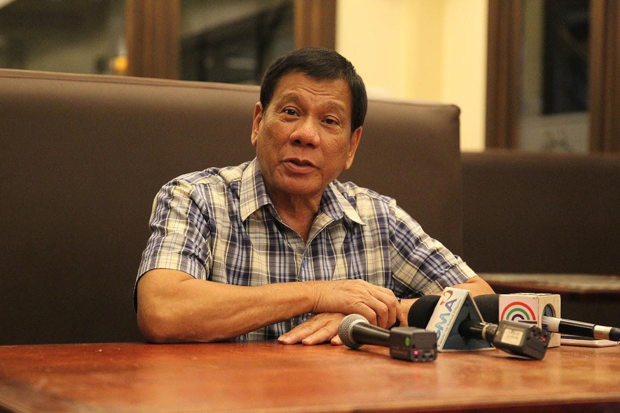Rodrigo Duterte Proposes A Philippines-China-Russia Axis