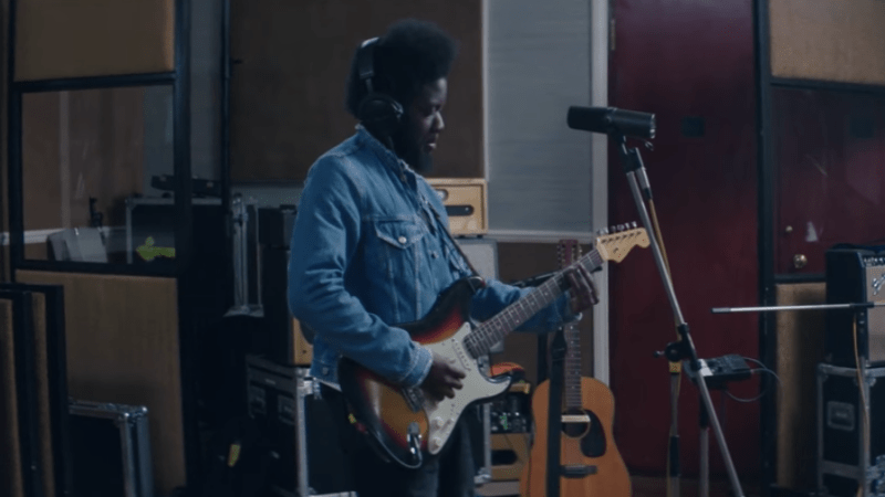 "Chill Out: With Michael Kiwanuka's ""Cold Little Heart"""