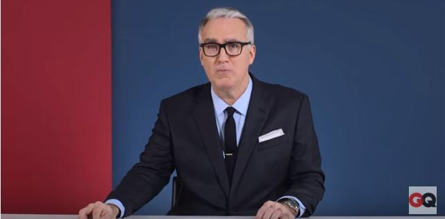 Keith Olbermann's Somber Warning: Donald Trump's Deportation Plan Means Concentration Camps