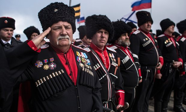 Russian Group Makes Donald Trump An Honorary Cossack