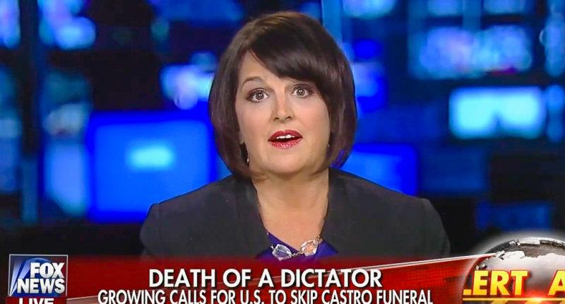 Fox News Guest: Obama Should Make Sure Fidel Castro Is Really Dead