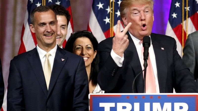 Corey Lewandowski: Treat Donald Trump's Comments Like A Guy In A Bar