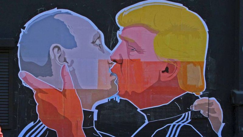 Donald Trump: Russia's Man In The White House?
