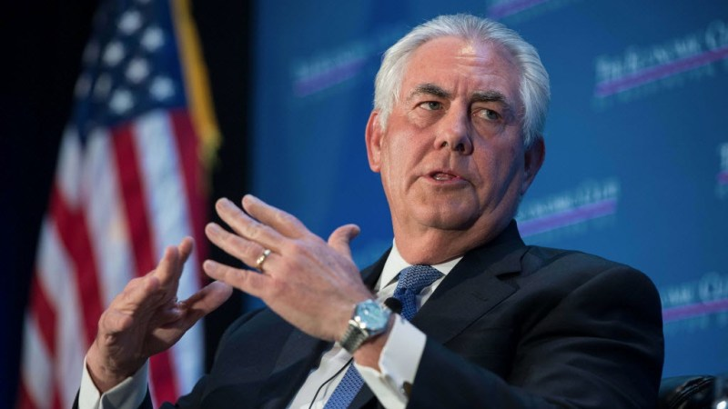 Rex Tillerson Shares The Russian Order Of Friendship With A British Spy And Traitor