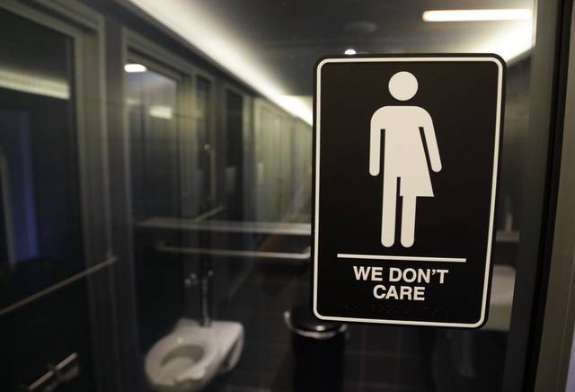 2017 Will Be The Year Of The Anti-Trans 'Bathroom Bill'