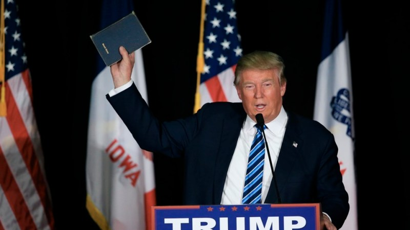 Christian Website Asks: Is Donald Trump A Sign Of The End Of The World?