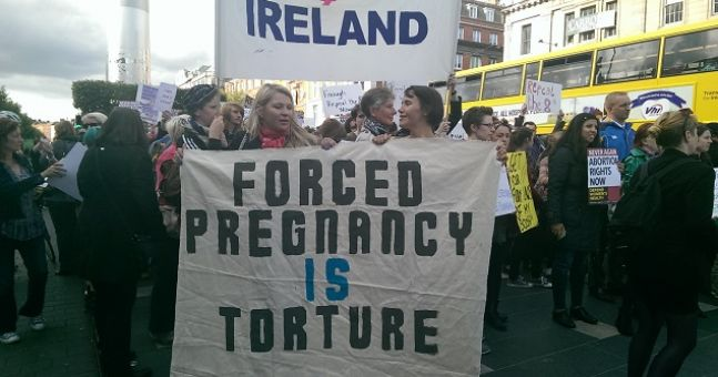 In Ireland, The Constitution Bans Abortion – US Pro-Life Groups See An Example