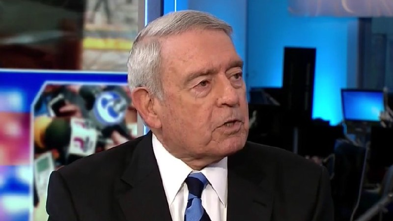Dan Rather: Whether You Can 'Keep The Peace' Makes One Presidential, Not Dropping Bombs