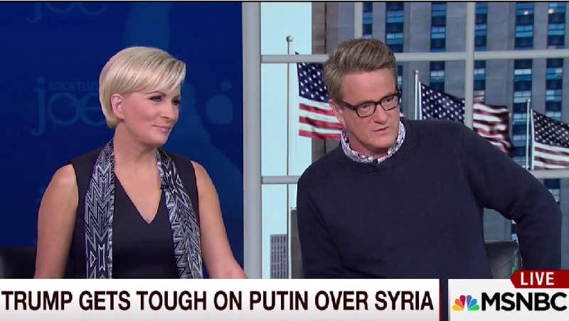 Joe Scarborough: Putin May Be Losing Trump, But He's Still Got Ann Coulter And Sean Hannity
