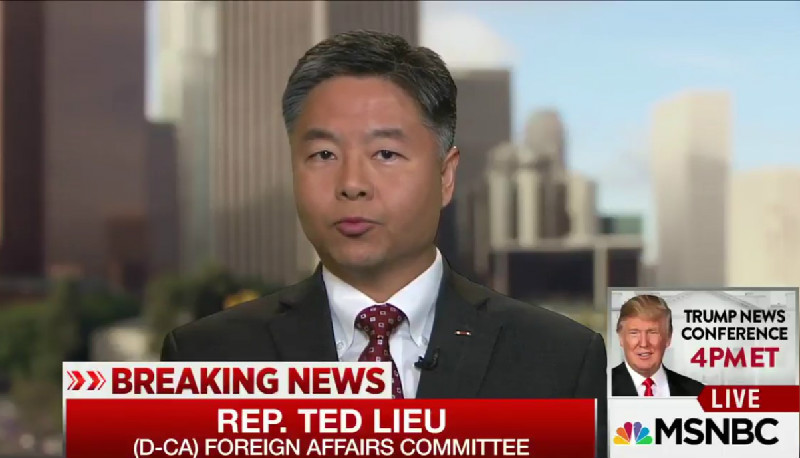Democratic Congressman On Syria: 'It's Really Stupid To Use Military Force Without A Strategy'