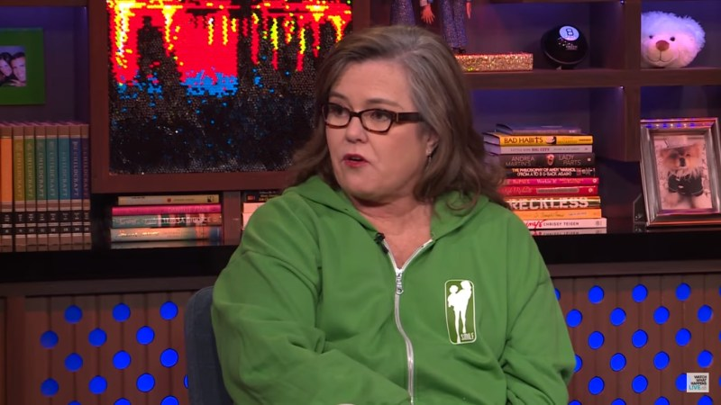 Rosie O'Donnell Writes Poem On Joy Reid Blog Post Mocking Her: 'If U F*ck Up, Fess Up'