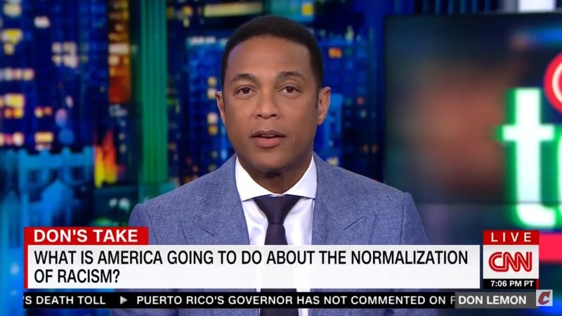 Don Lemon Fires Back At Trump For Calling Him And LeBron Stupid: 'Who's The Real Dummy?'