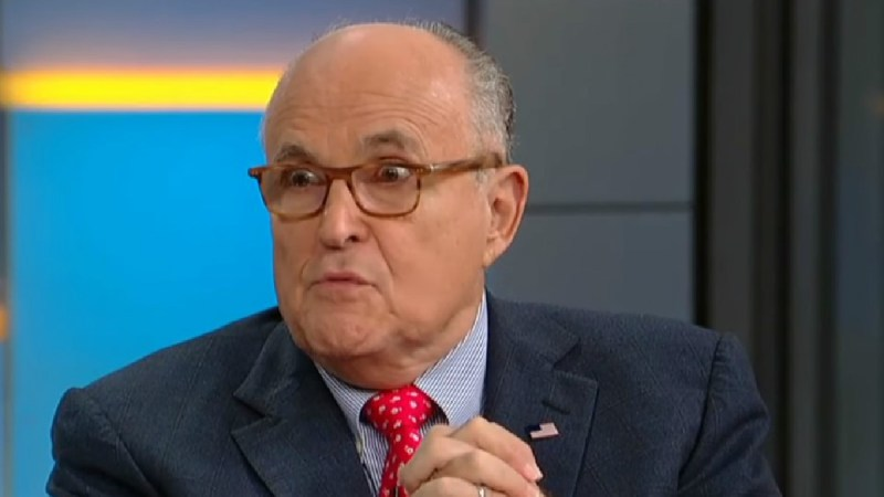 Giuliani Walks Back Remarks About Trump Tower Project Timeline: My Comments Were 'Hypothetical'