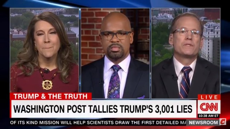 Jack Kingston Defends Trump's Constant Lying: 'People Are Not Looking At Washington For Moral Purity'