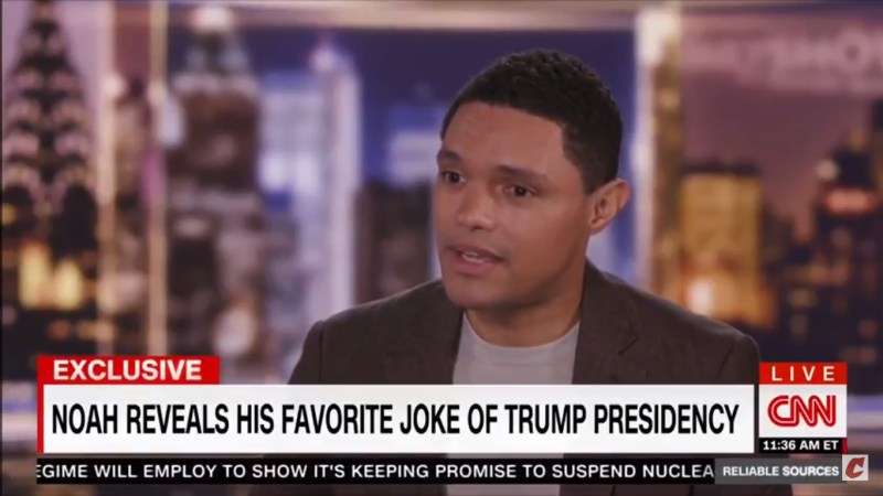 Trevor Noah Compares Trump Presidency To Penis-Shaped Asteroid: I May Die 'But I Know I'm Going To Laugh'