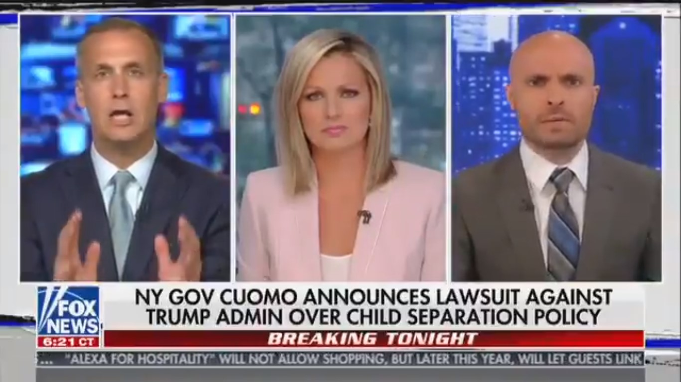 Corey Lewandowski Reacts To Girl With Down Syndrome Separated From Mother: 'Womp Womp'
