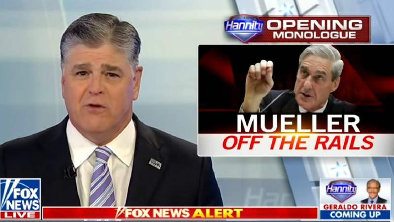 No, Sean Hannity Doesn't Deserve The Benefit Of The Doubt