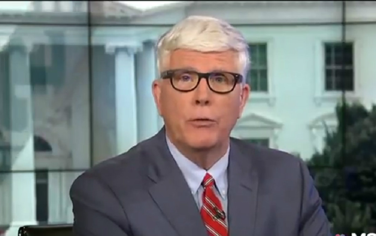 Conservative Pundit Hugh Hewitt Announces His MSNBC Show Is No More