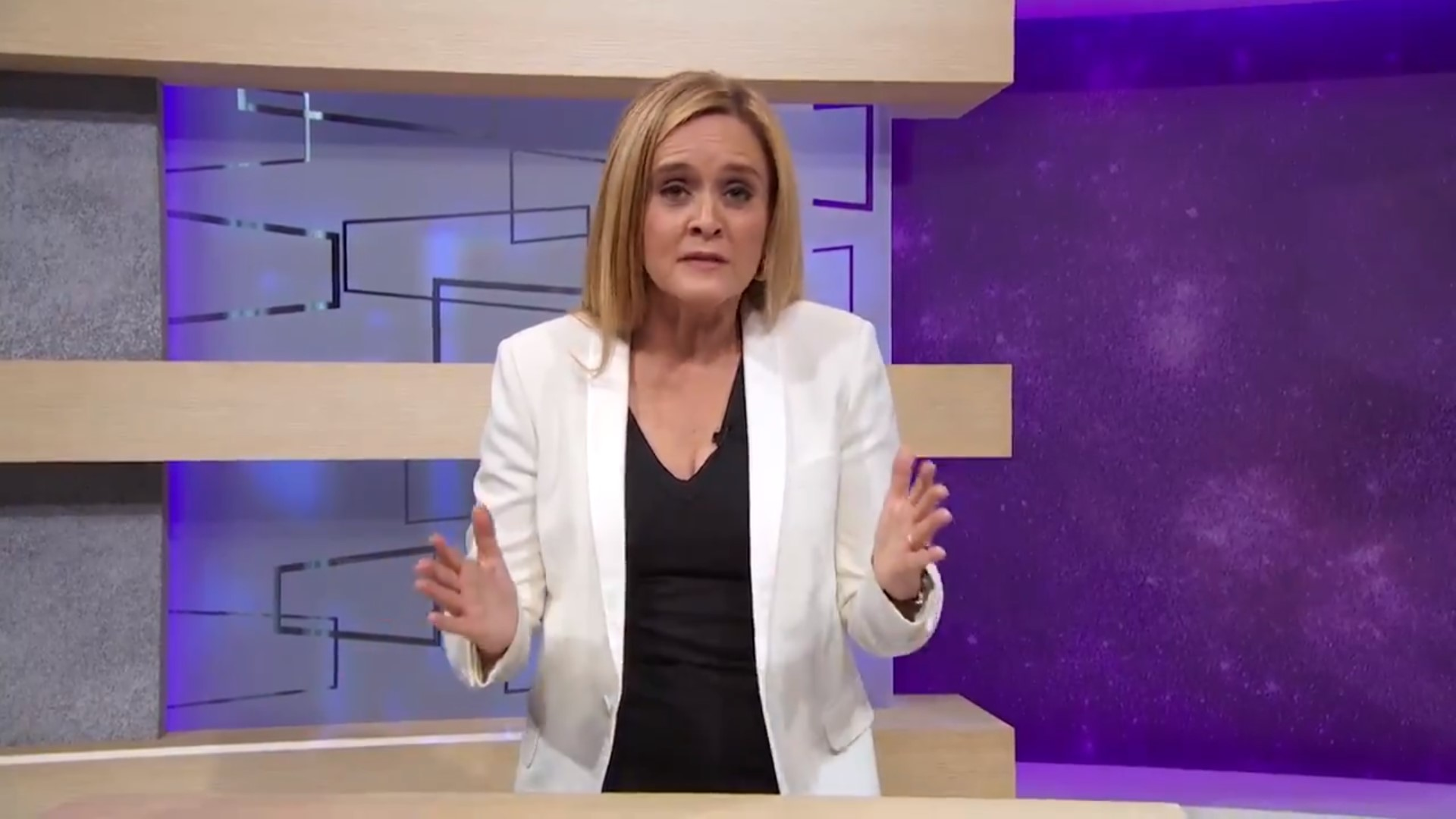 Samantha Bee's First Show After Controversy Sees Big Dropoff In National Advertisers