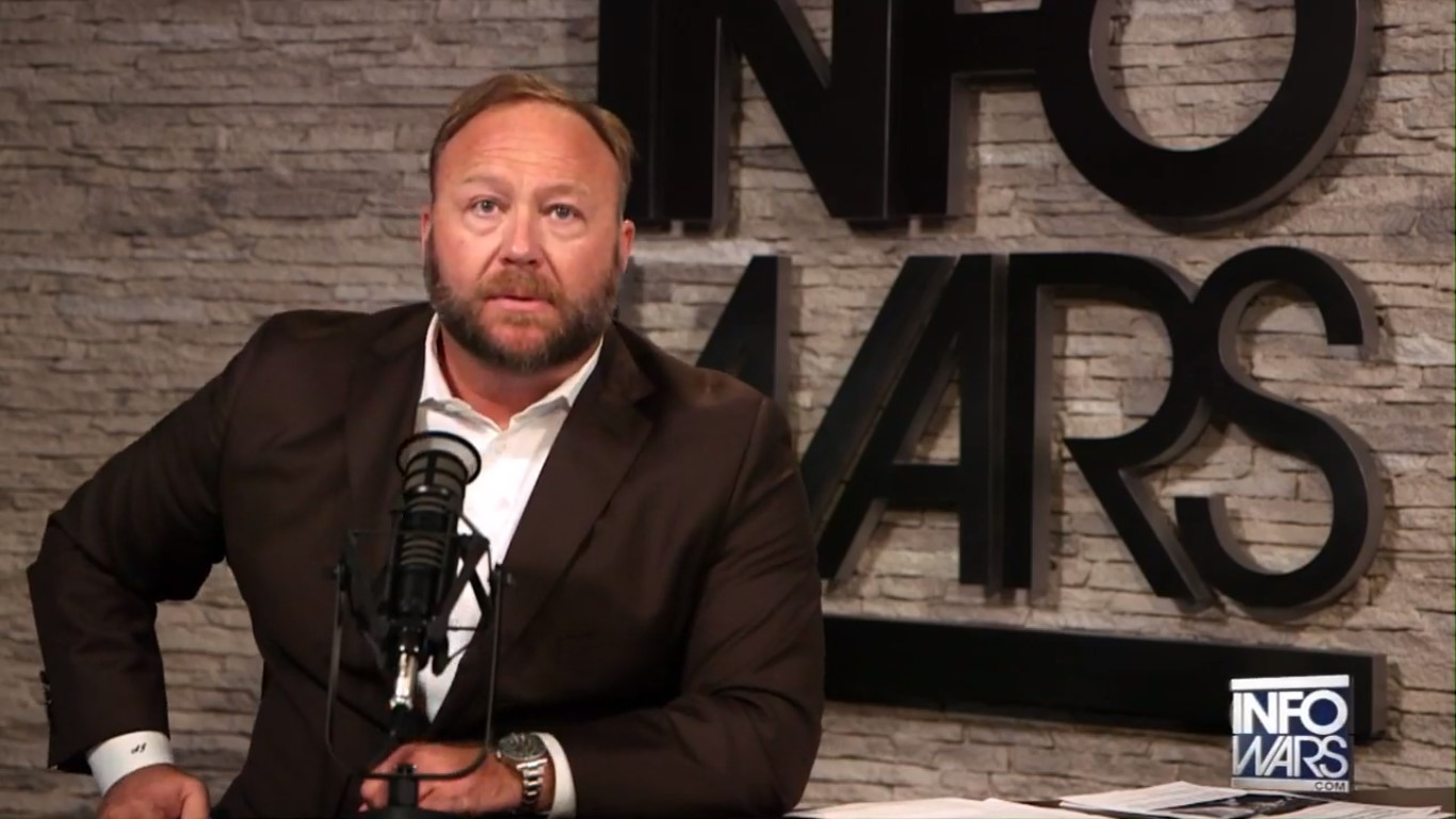 Alex Jones Celebrates Tucker Carlson Coming To His Defense: 'Appreciate His Courage'