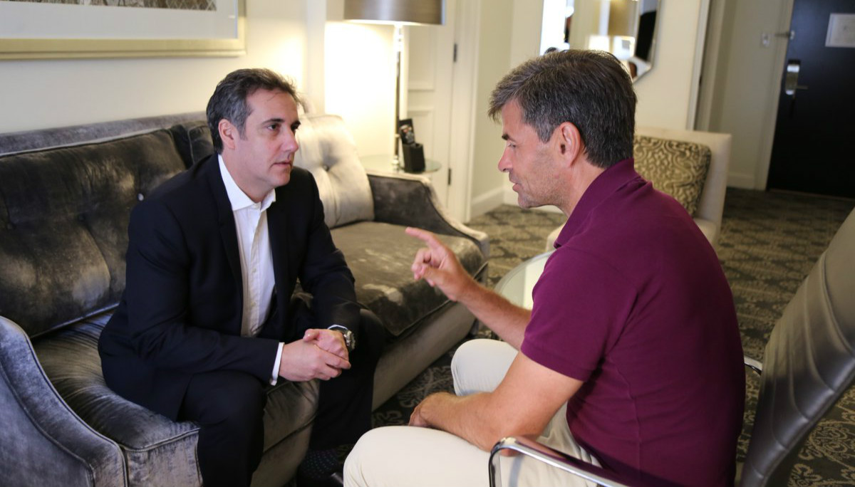 Michael Cohen Lets Trump Know He Won't Take A Bullet For Him Anymore: My Family Has 'My First Loyalty'