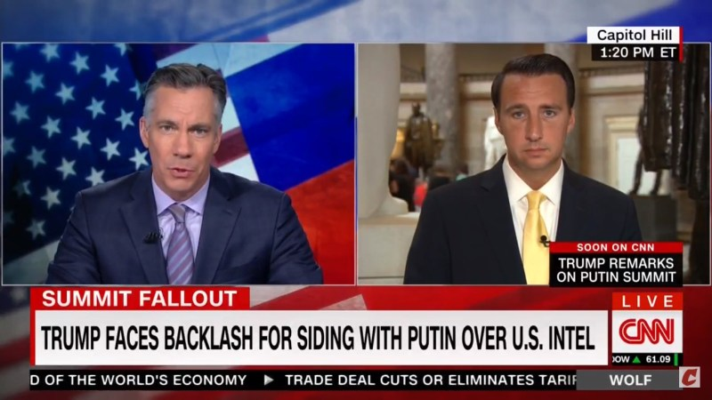 CNN's Jim Sciutto: We Asked Dozens Of GOP Lawmakers To Appear And Only One Said Yes