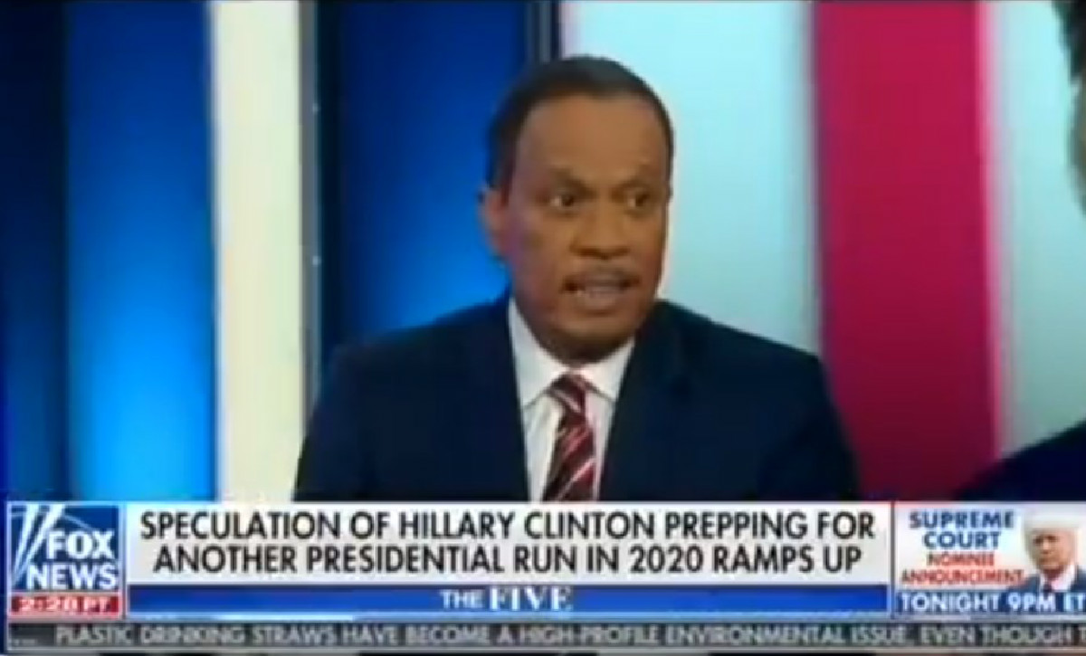 Fox News' Juan Williams To Sean Hannity: 'I Think You're Running This Presidency'
