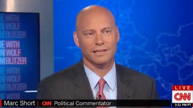 CNN Hires Former Trump White House Staffer Marc Short As Political Commentator