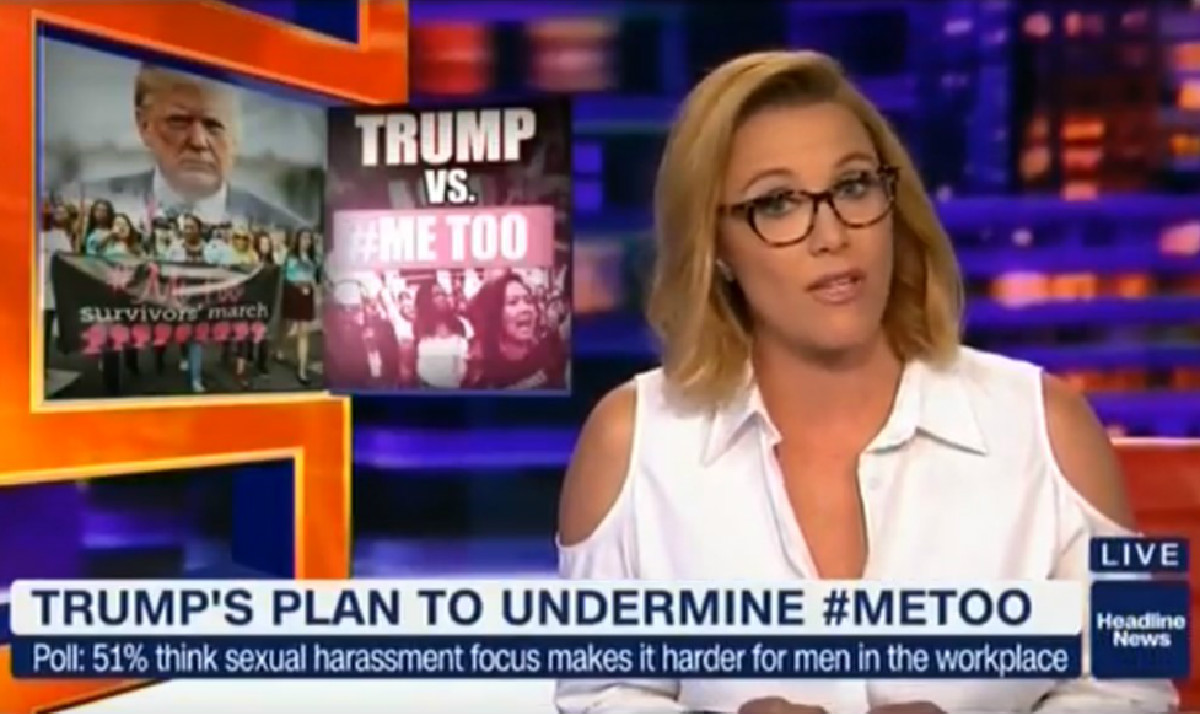 S.E. Cupp On Trump Undermining #MeToo: 'He Can' Turn Back The Clock And 'He'll Try'