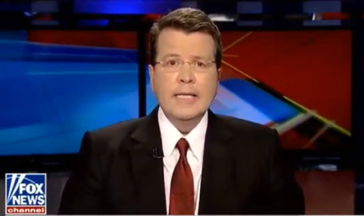Fox's Neil Cavuto Blasts Trump: 'You Don't Prevent A Constitutional Crisis By Threatening A Financial One'