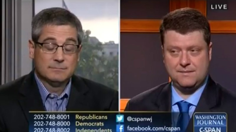 C-SPAN Bleeps Out And Drops Caller Who Shouts 'Death To The N***er Obama!'