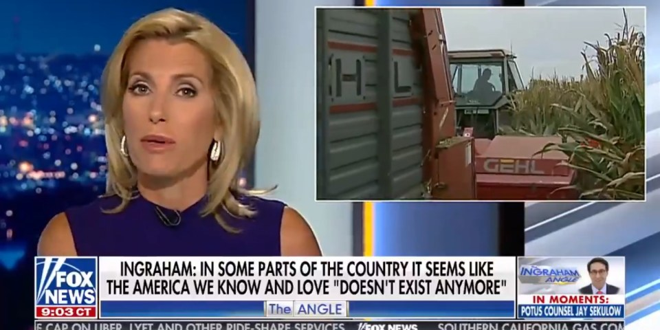 Image result for laura ingraham the america we know and love