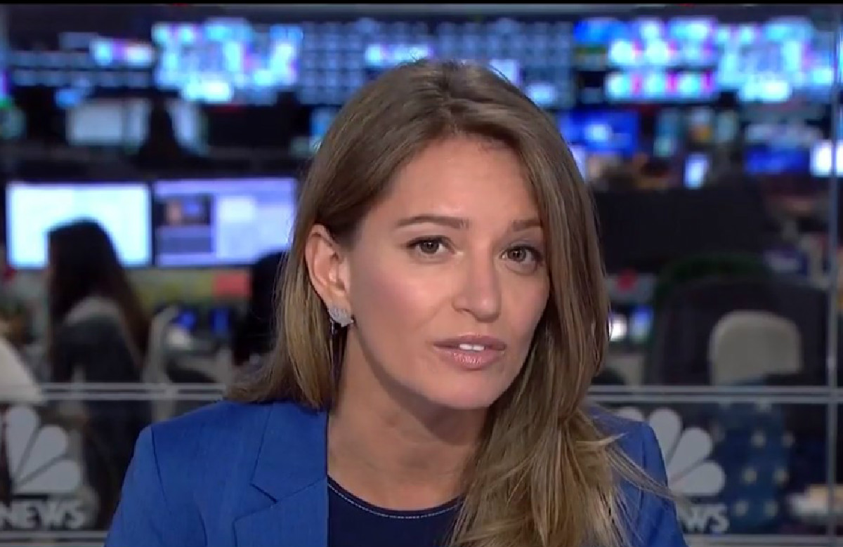 Katy Tur: Someone Wrote Me Note This Week Saying 'I Hope You Get Raped And Killed'