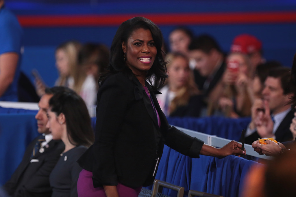 Omarosa Says She Heard Trump Say N-Word On Tape, Trump Denies It Exists