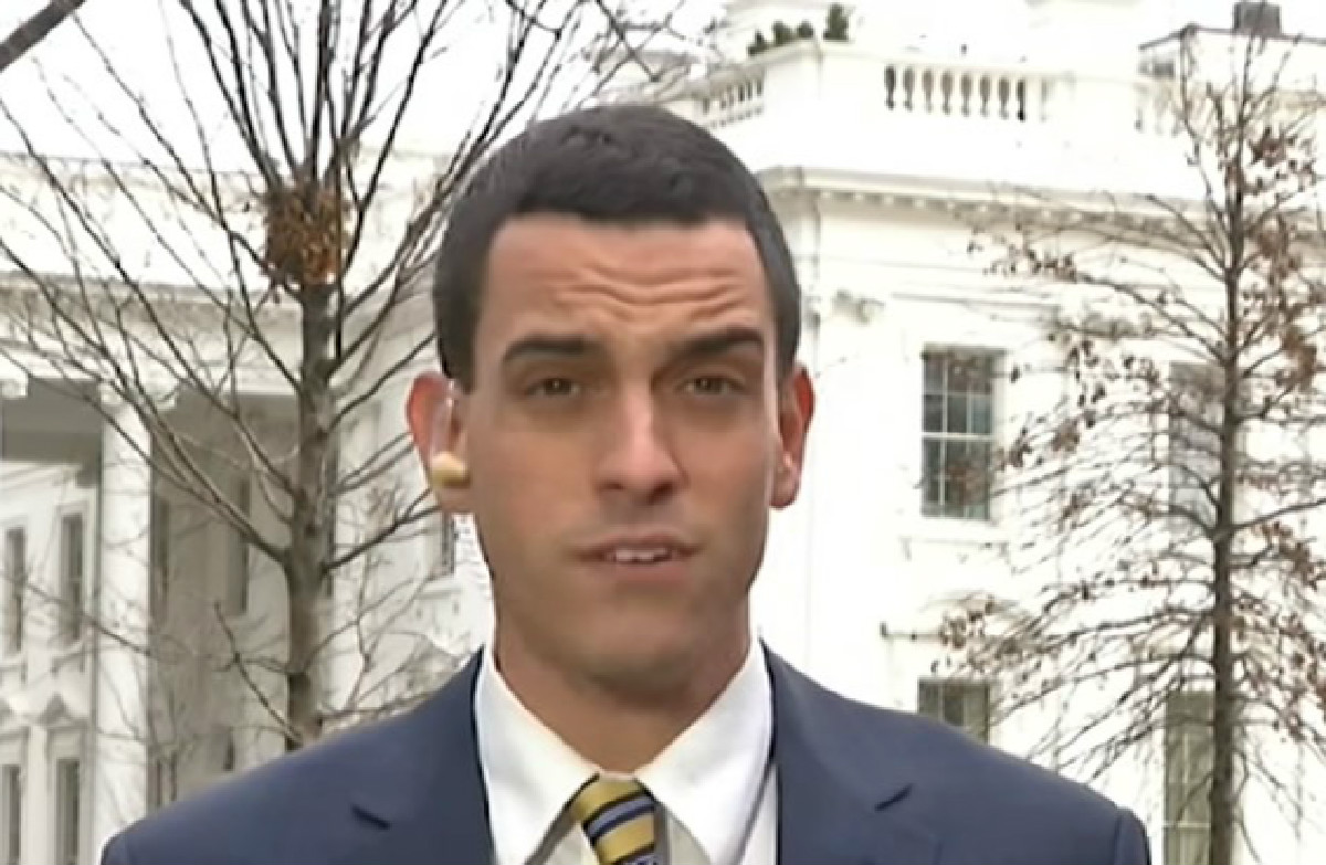 One America News' Trey Yingst Joins Fox News, Assigned To Jerusalem Bureau