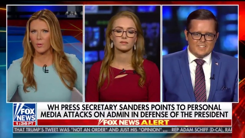 Fox's Trish Regan: 'I Fear That Putin's Job Is Actually Getting Done By' The Media