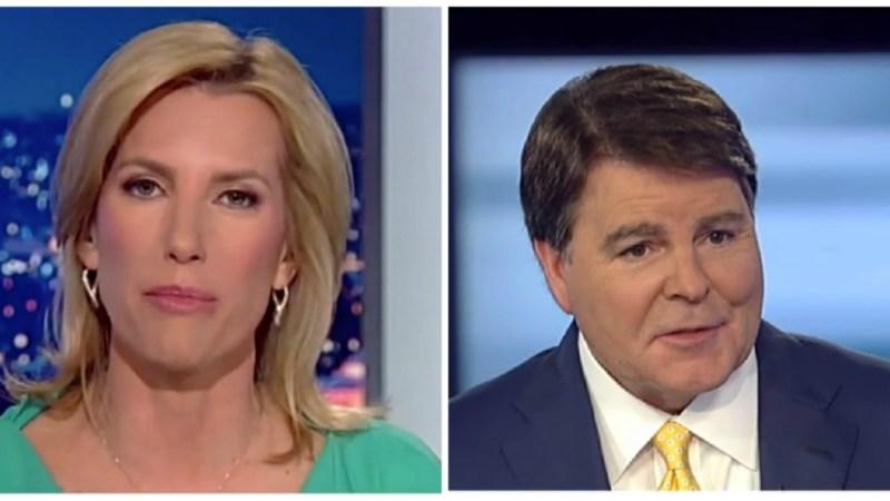 Fox News' Laura Ingraham And Gregg Jarrett Call For Rosenstein's Firing After NYT Report