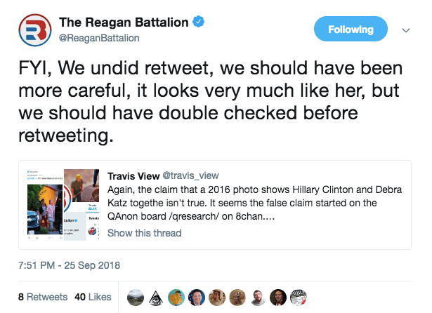 Reagan Battalion