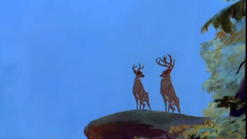 A Short History Of The 'Bambi' Vegetarian