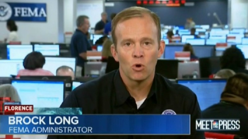 FEMA Chief Disputes Puerto Rico Death Toll By Bringing Up Increases In Spousal Abuse