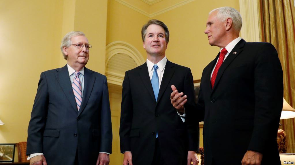 The FBI Failed To Interview Many Of Brett Kavanaugh's Classmates But Mitch McConnell Is Pushing For A Final Vote