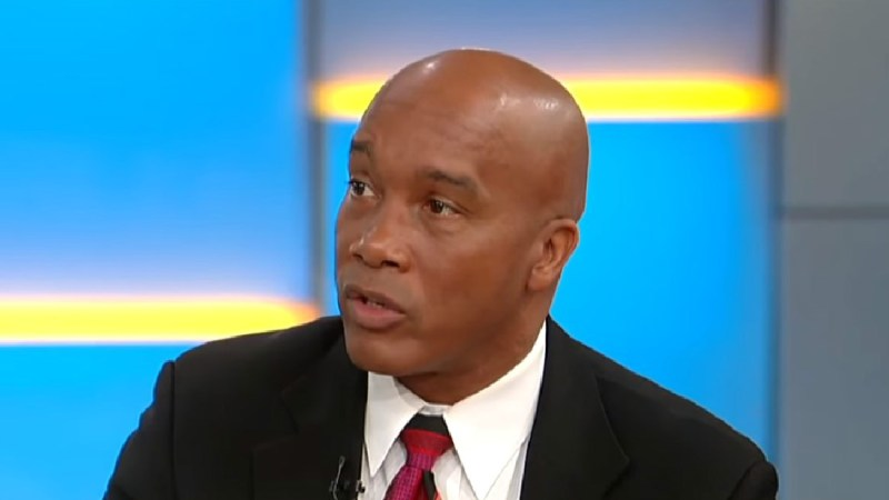 Fox News Fires Kevin Jackson After He Says Christine Ford Should 'Stop Opening Your Legs' [UPDATE]