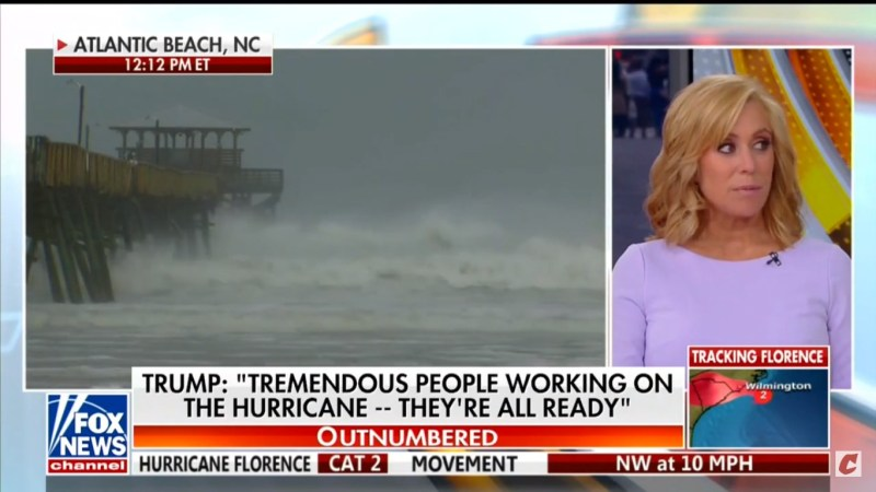 Fox Hosts Blast Trump For 'Distasteful' Puerto Rico Tweets: 'It Cheapens Us As A Country'