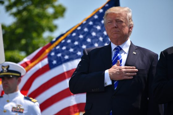 Trump's Fourth Of July Will Be About 'Self-Flattery' And 'Narcissistic Travesty'