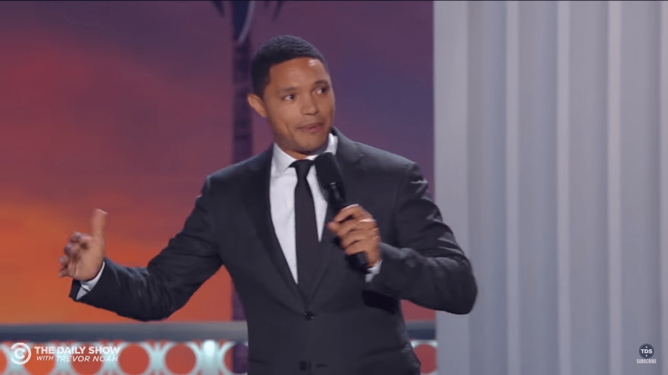 Trevor Noah: Fox News Is 'Like One Giant Caravan Of Dangerous Extremists'
